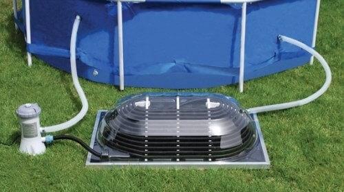 Mejores calentadores de piscina