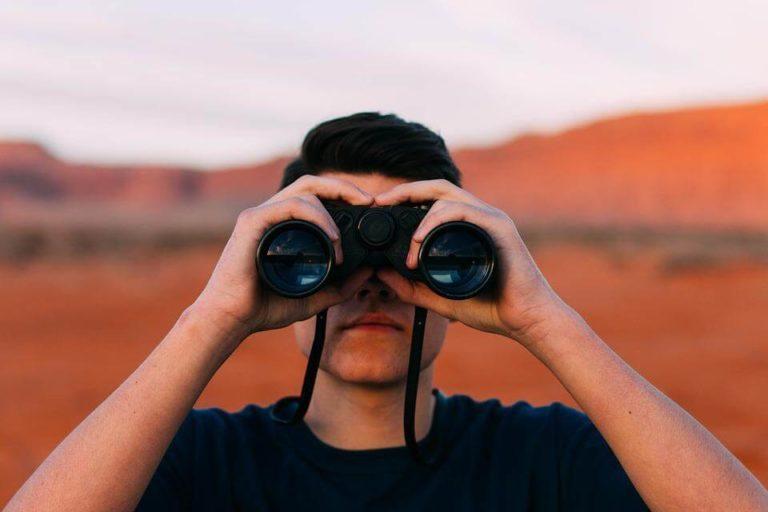 mejores prismáticos