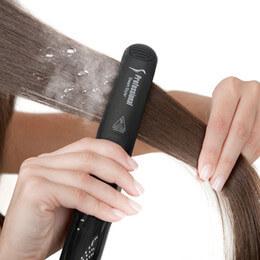 mejores planchas de pelo a vapor
