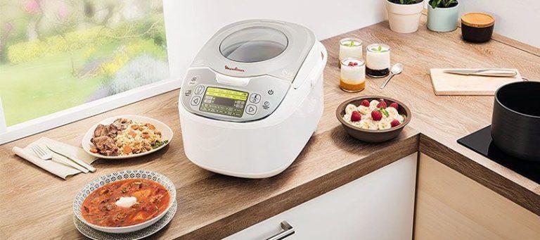 mejores robot de cocina moulinex
