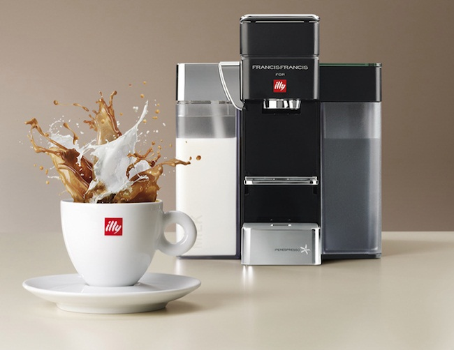 mejores cafeteras illy